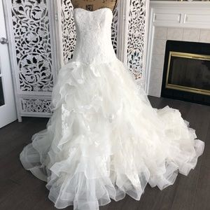 Dresses & Skirts - Wedding bridal gown dress 12 brand new